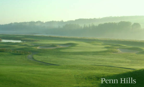 Golf at Penn Hills