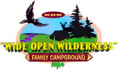 Wide Open Wilderness Family Campground